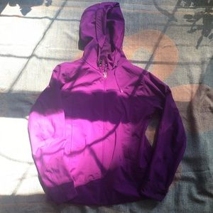 Marmot light purple jacket